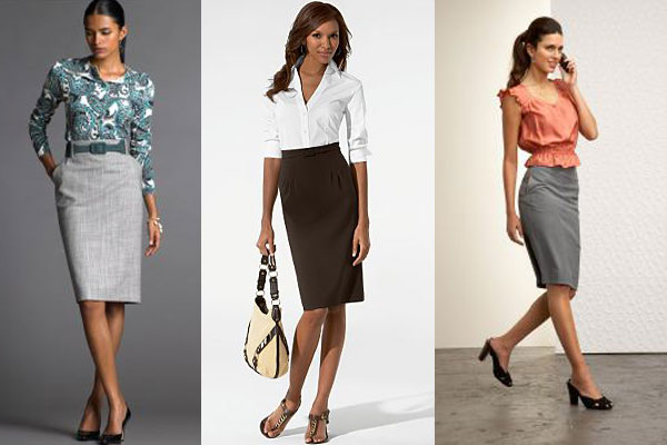 perfecting the pencil skirt cool fashion trend