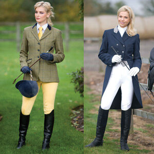 Clothing for Equestrian
