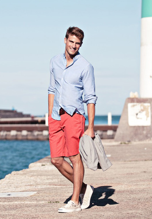 Summer Fashion For Men Cool Fashion Trend