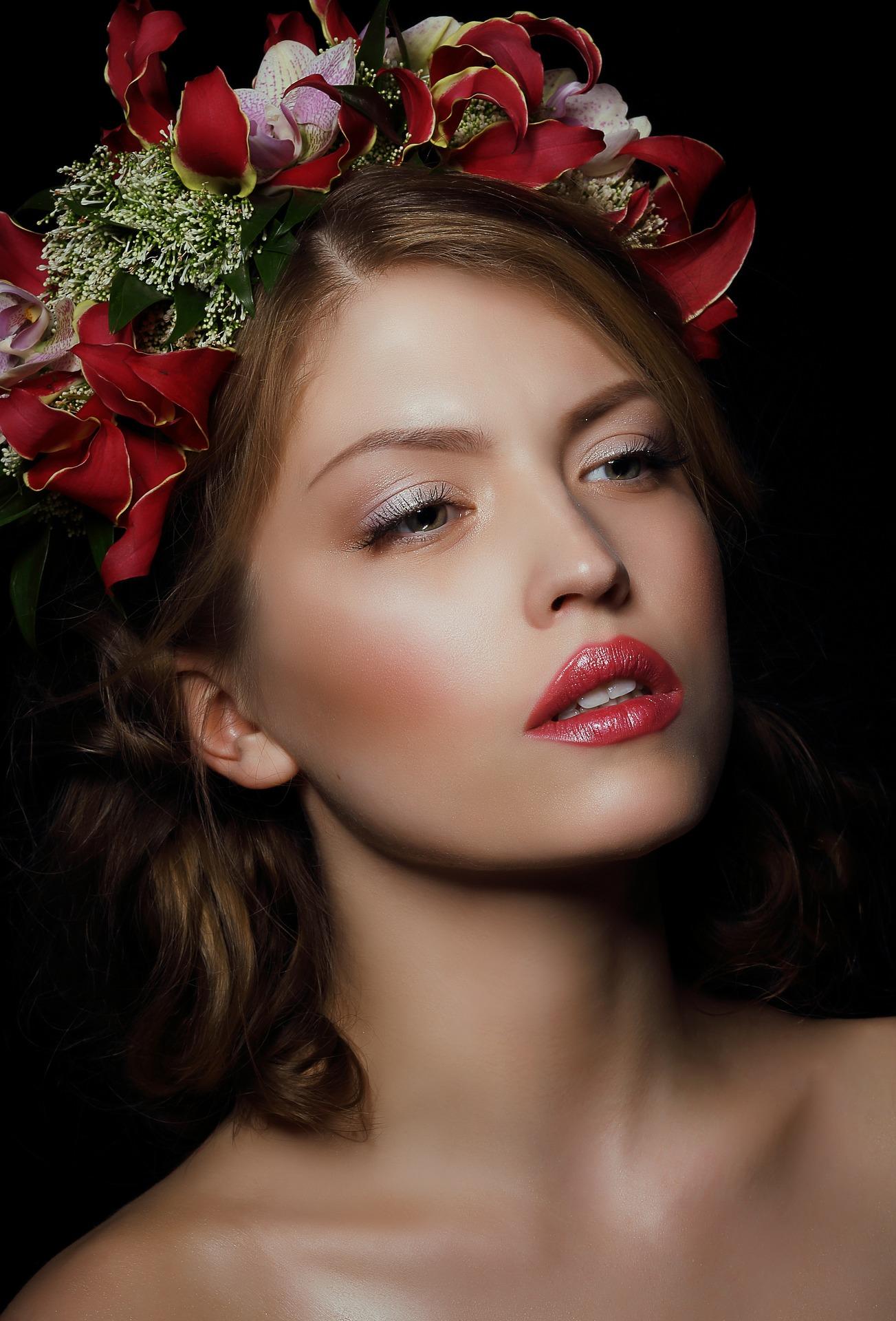 spring beauty skin