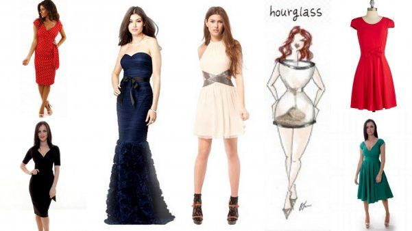 The perfect dress is one that suits your body shape - Cool Fashion Trend