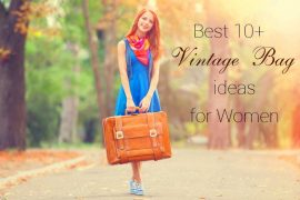 Vintage Bag ideas for Women