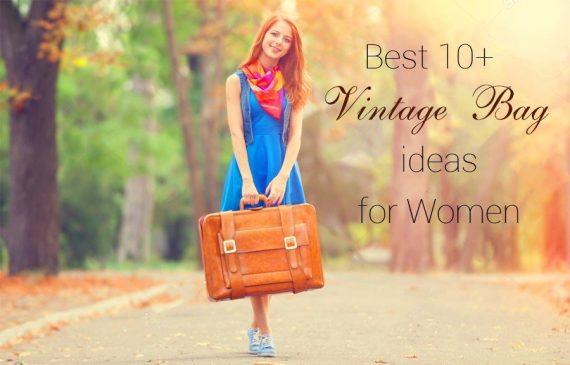 Vintage Bag ideas for Women