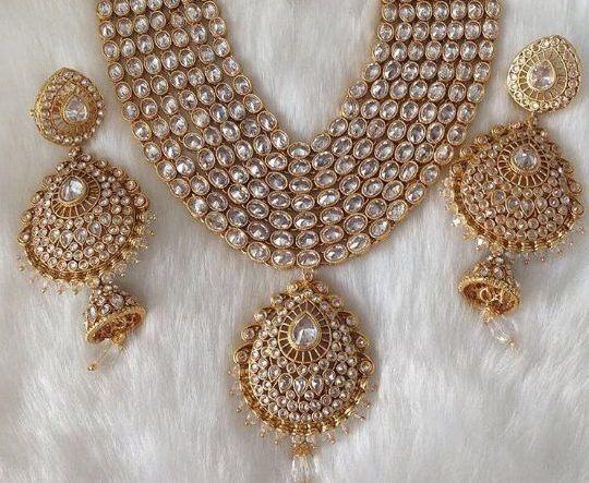 polki-jewellery-sets